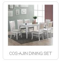 COS-AJIN DINING SET
